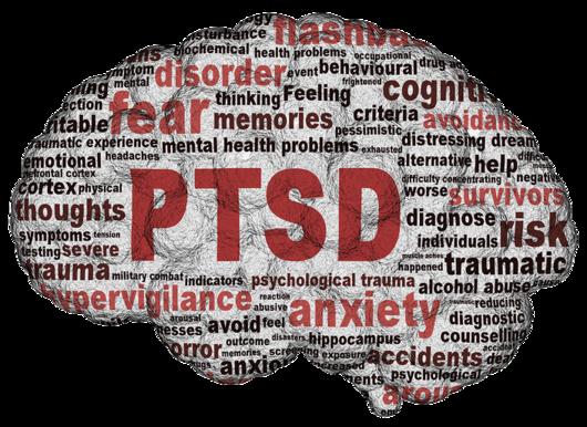 PTSD….. UGH!